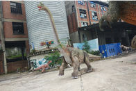 Customized Outdoor Animatronic Stage Simulation Dinosaur For Amusement Park